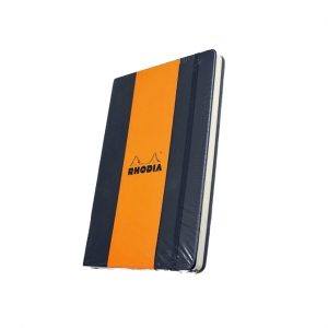 Rhodia Webnotebook A5 - Black - Dot Grid