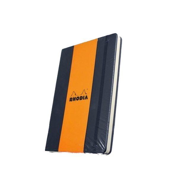 Rhodia Webnotebook A5 - Black - Lined