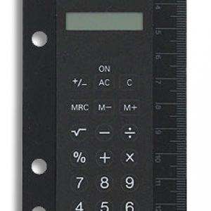 Filofax Personal - Calculator