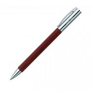 Faber-Castell Ambition Ballpoint Pen Pearwood