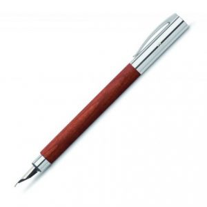Faber-Castell Ambition Fountain Pen Pearwood
