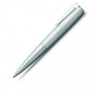 Faber-Castell LOOM Ballpoint Pen Metallic Silver