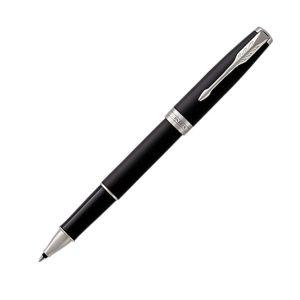 Parker Sonnet Matte Black CT Rollerball Pen
