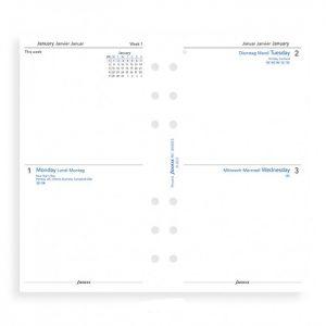 Filofax Personal - Two Days Per Page - 2021