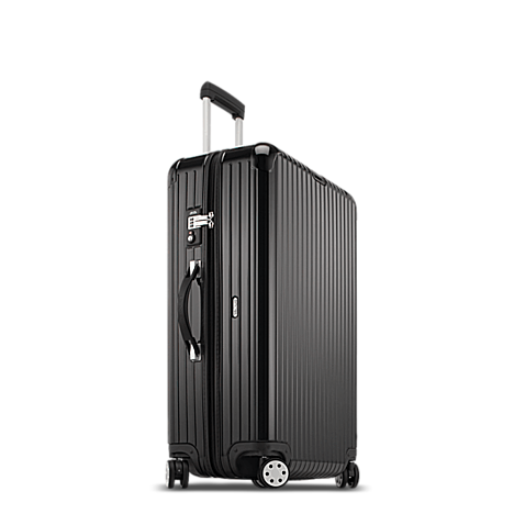 "Rimowa Salsa Deluxe 30"" Black luggage"