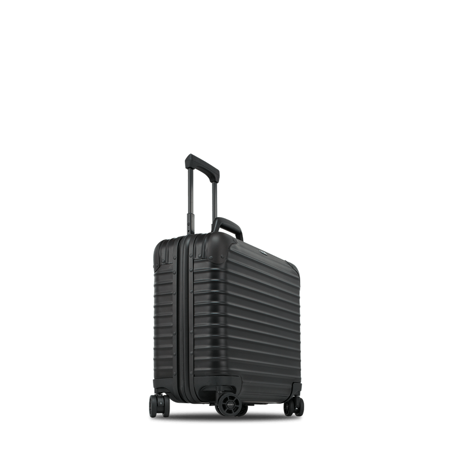 rimowa topas stealth business multiwheel 26l charals vancouver fine pens luggage leather. Black Bedroom Furniture Sets. Home Design Ideas