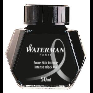 Waterman Ink Bottle Intense Black