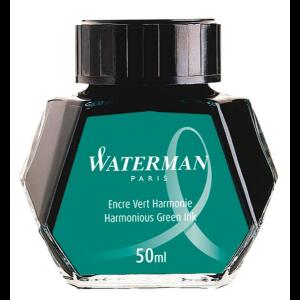 Waterman Ink Bottle Harmonious Green