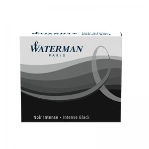 Waterman Long International Cartridge Black