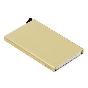 Secrid Cardprotector Gold