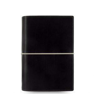 Filofax Domino Black Organizer (Personal)