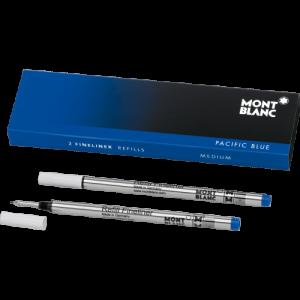 Montblanc 2 Fineliner Refills Blue (M)