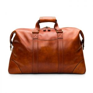 Bosca Dolce Duffle Amber