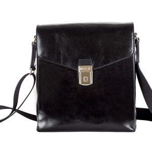 Bosca Old Leather City Bag Black