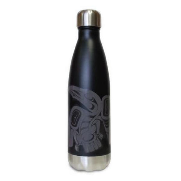 Native Preserve Insulated Bottle - Raven 17oz
