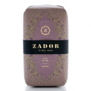 Zador Fine Fig-Pear Soap