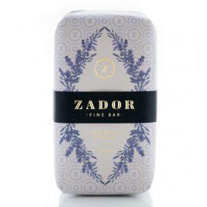 Zador Fine Lavender-Verbana Soap