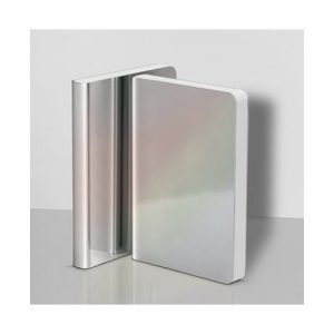 Nuuna Notebook Pearl Grey Small