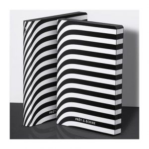 Nuuna Notebook Graphic Prete-A-Ecrire Large