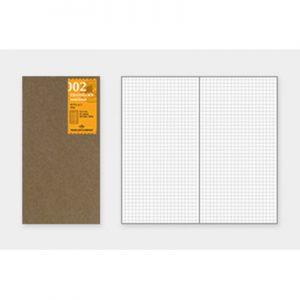 Traveler's Notebook Grid Refill