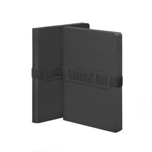 Nuuna Notebook Voyager Black Med
