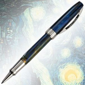 Visconti Van Gogh Rollerball Pen Starry Night