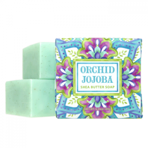 Greenwich Bay Soap Orchid Jojoba