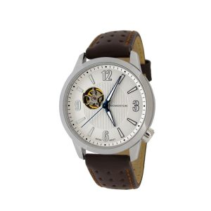 Morioka Automatic Leather Strap