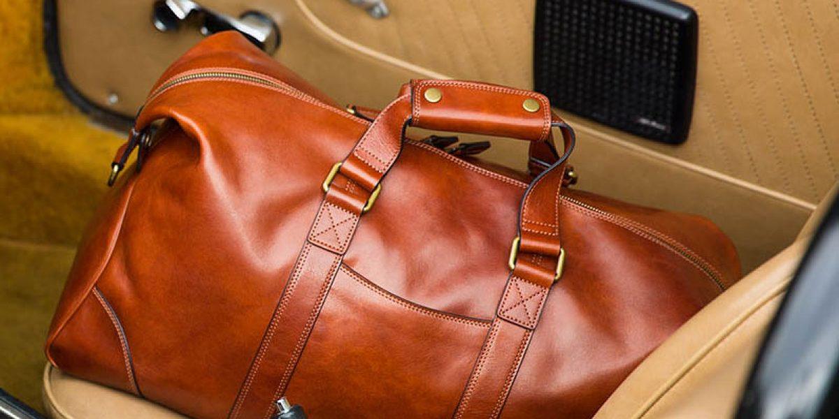 Bosca Duffle Bag