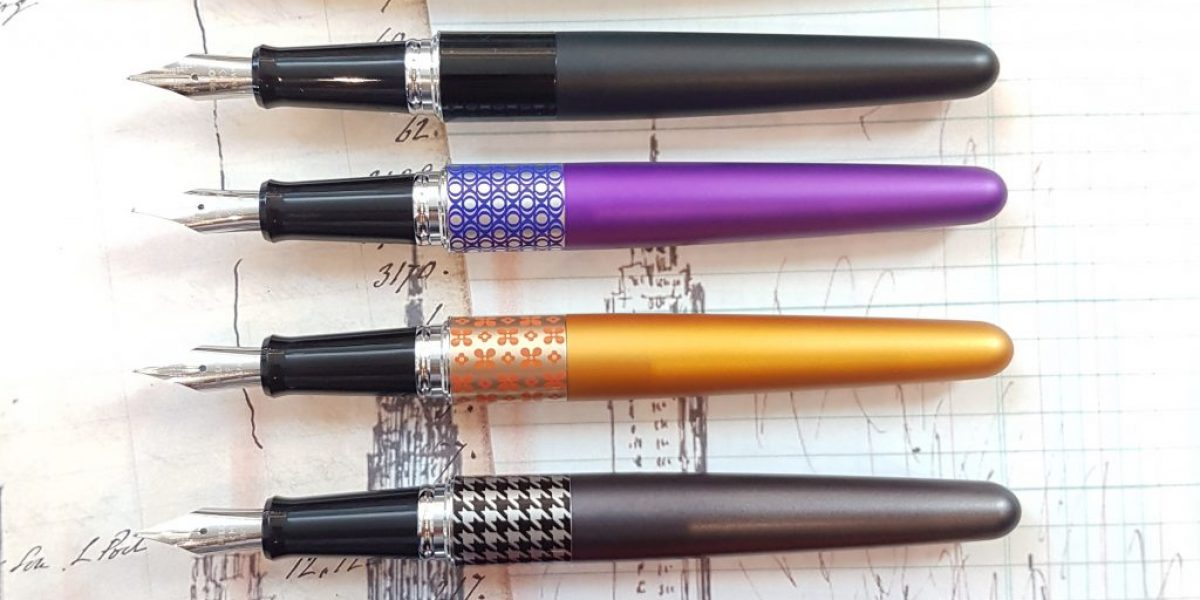 Pilot Metropolitan Fountain Pens