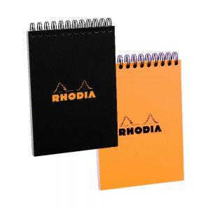 Rhodia A6 Wirebound Spiral Pad