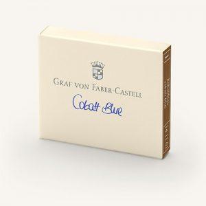 Graf Von Faber-Castell Ink Cartridges - Cobalt Blue