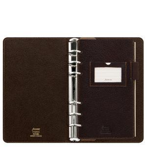 Filofax Heritage Brown Organizer (Personal Compact)