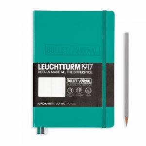 Leuchtturm 1917 Bullet Journal A5 – Emerald