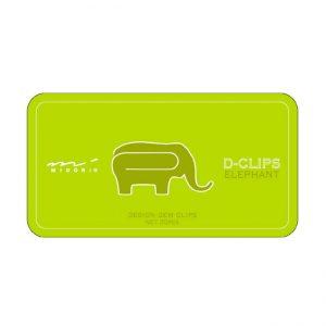 Midori D-Clips Elephant