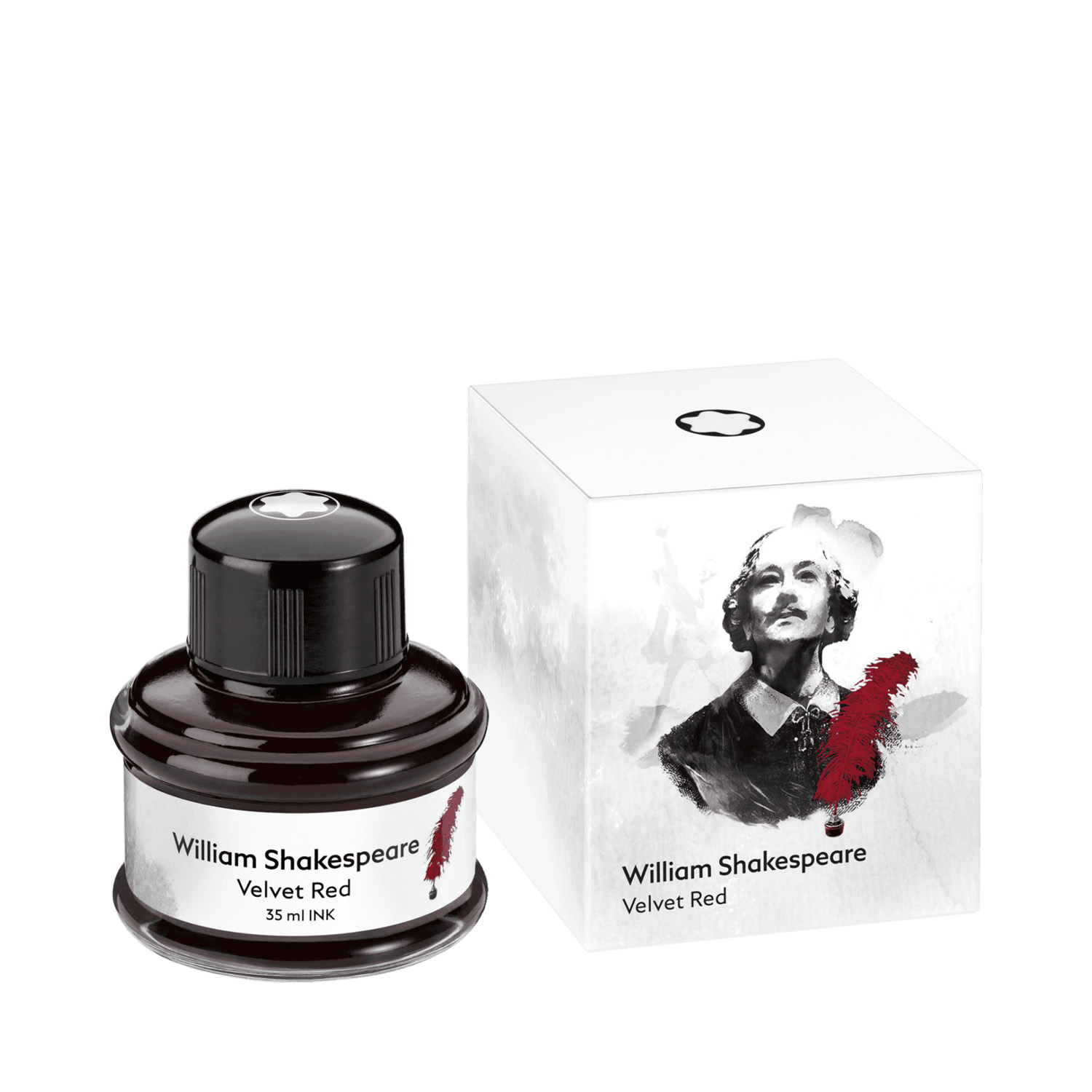montblanc ink bottle william shakespeare charals vancouver fine