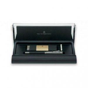 Graf von Faber-Castell Perfect Pencil Desk Set - Black Alderwood