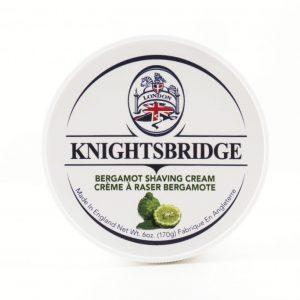 Knightsbridge Shaving Cream Bergamot
