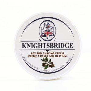 Knightsbridge Shaving Cream Bay Rum