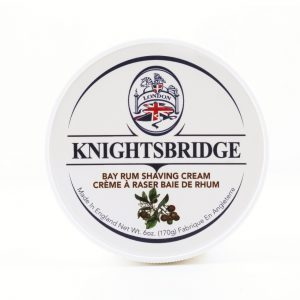 Knightsbridge Shaving Cream Bay Rum