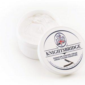Knightsbridge Shaving Cream Signature