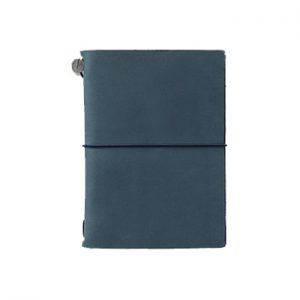 Traveler's Company Notebook Passport - Blue