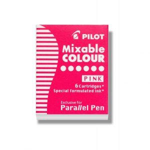 Pilot Parallel Ink Cartridge - Pink