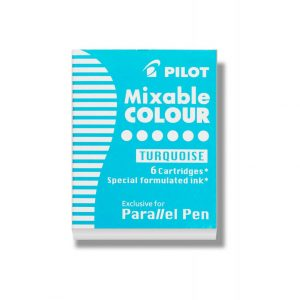 Pilot Parallel Ink Cartridge - Turquoise