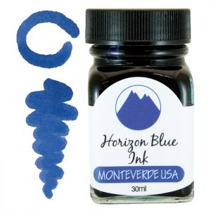 Monteverde Ink Bottle 30ml - Horizon Blue