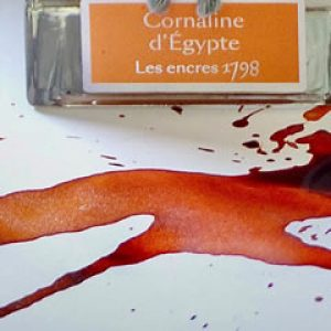 Jacques Herbin 1798 Ink - Cornaline d'Egypte