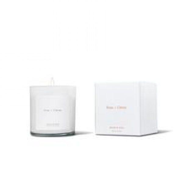 Brand & Iron Candle - Rose + Citrus