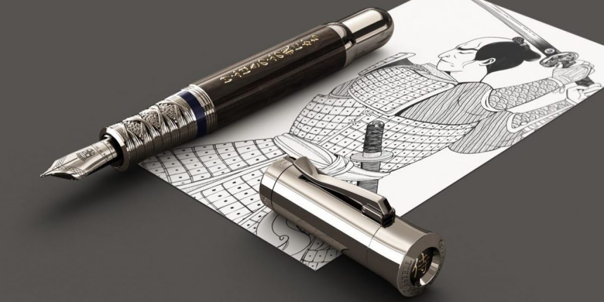 Graf Von Faber-Castell 2019 Pen of the Year Samurai