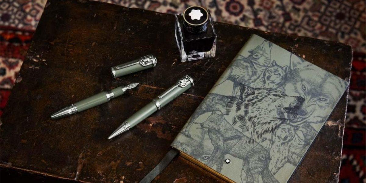Montblanc Rudyard Kipling Pens