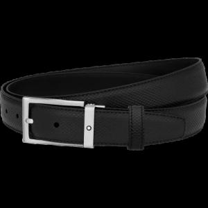 Montblanc Black cut-to-size Business Belt
